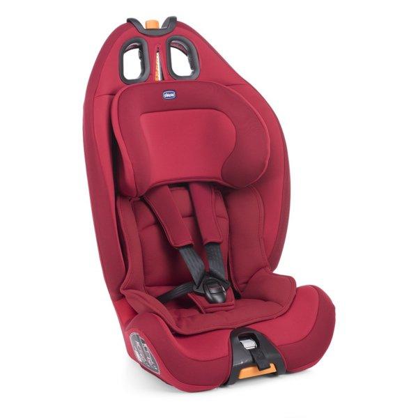 Chicco Детско столче за кола Gro-Up 123 Red Passion (9-36 кг.)  0408J